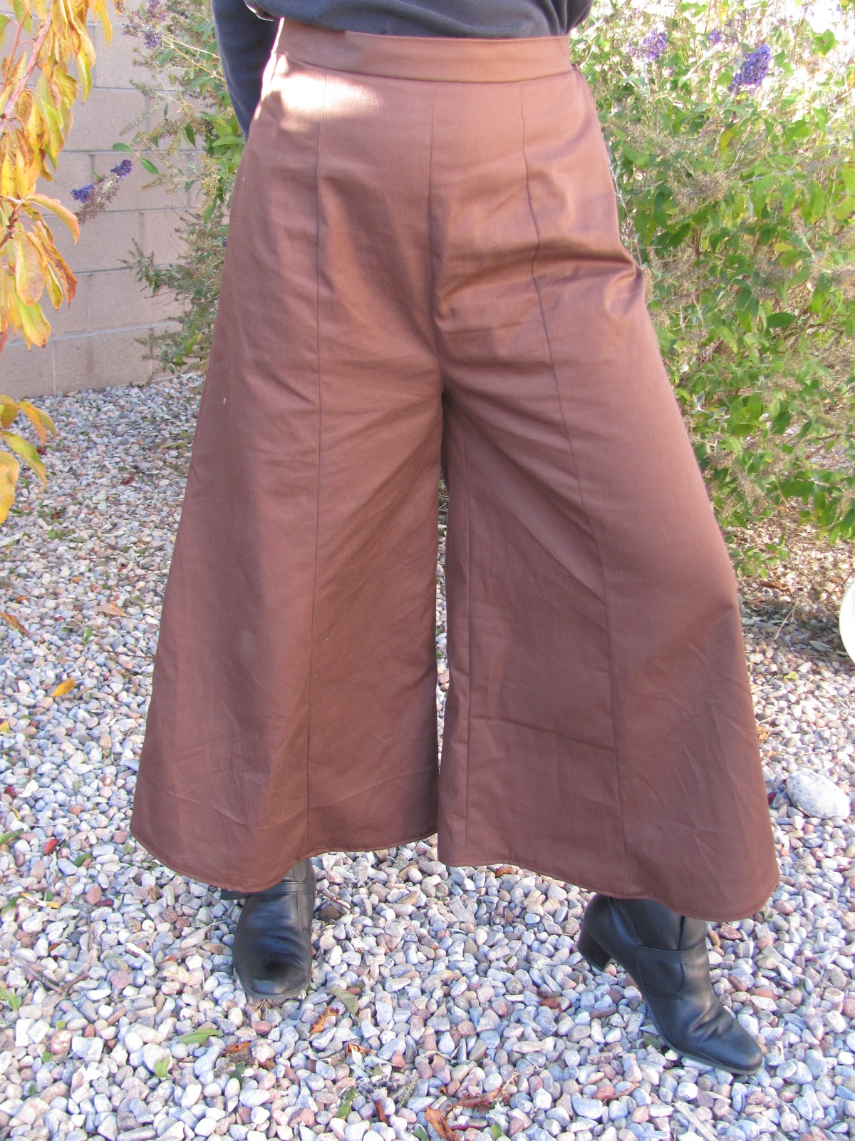 Make A Long Skirt 112
