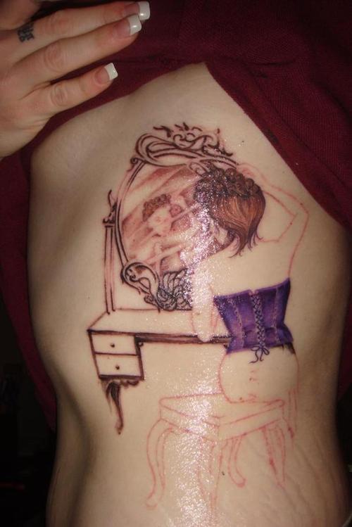 Tatuajes de Chicas mayo 2010