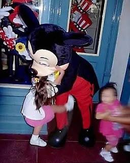Foto chistosa de Disney
