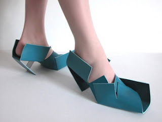 zapatillas y zapatos fuera de lo común