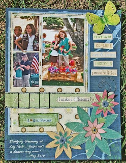Ceremonies in girl scouting book