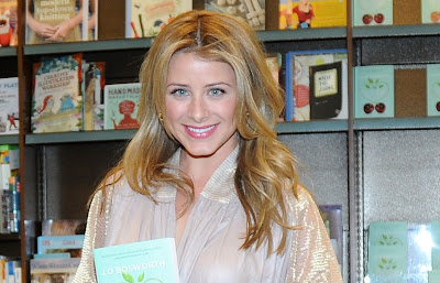 Hills Freak: Lo Bosworth: Princeton, NJ Book Signing For The