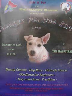 Cambodia Calling Angkor Dog Show