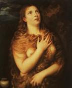 The Penitent Mary Magdalene by Titian