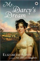 Book Cover Mr. Darcy's Dream by Elizabeth Aston