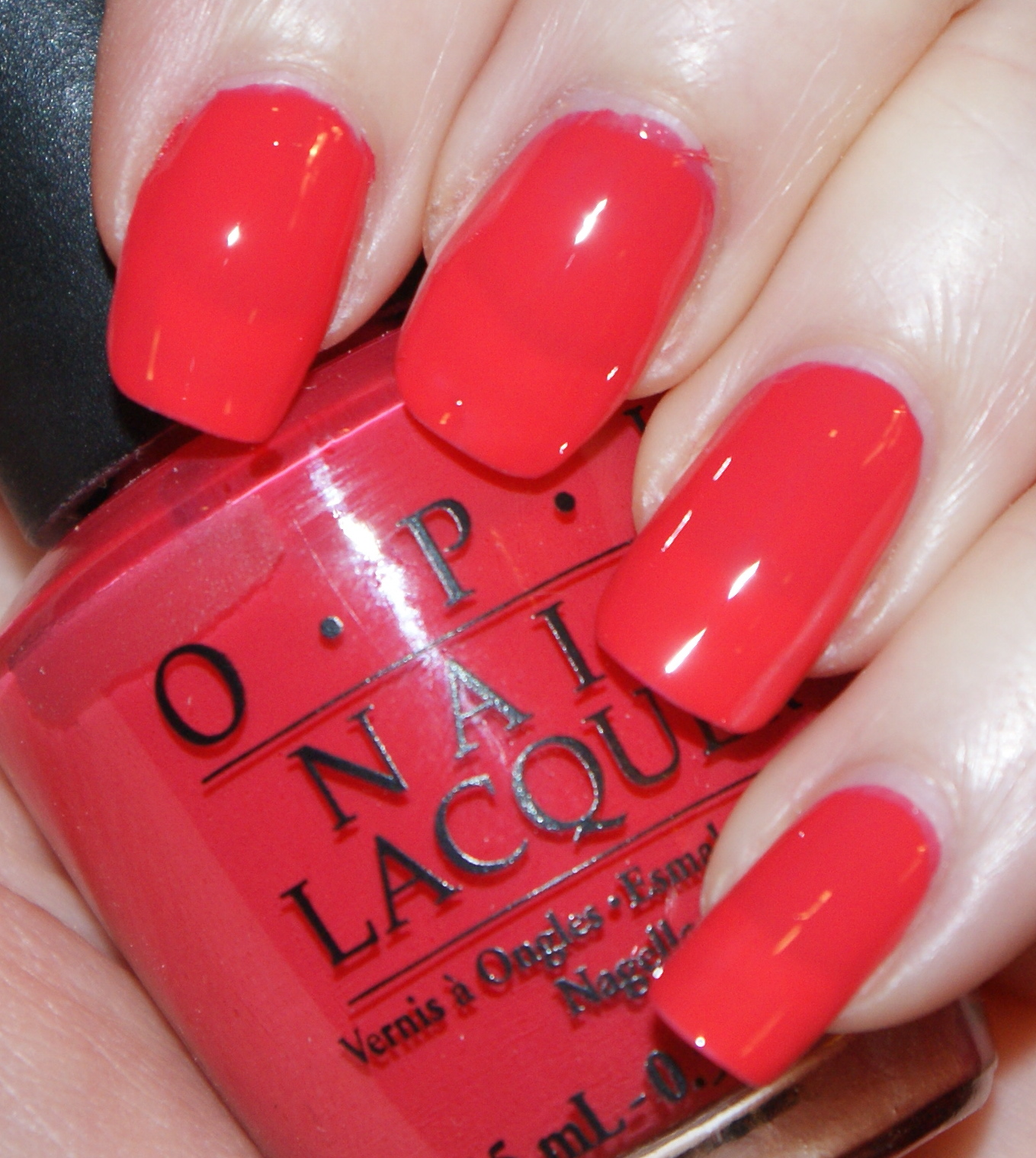 Awareness Month And Of Course Our October Oranges The Perfect Polish For Both Opi My Chihuahua Bites An Orangish Pink With A Fabulous Bite To It