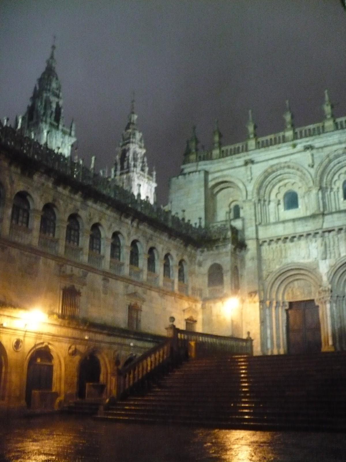 Galicja - tam, gdzie deszcz jest sztuką