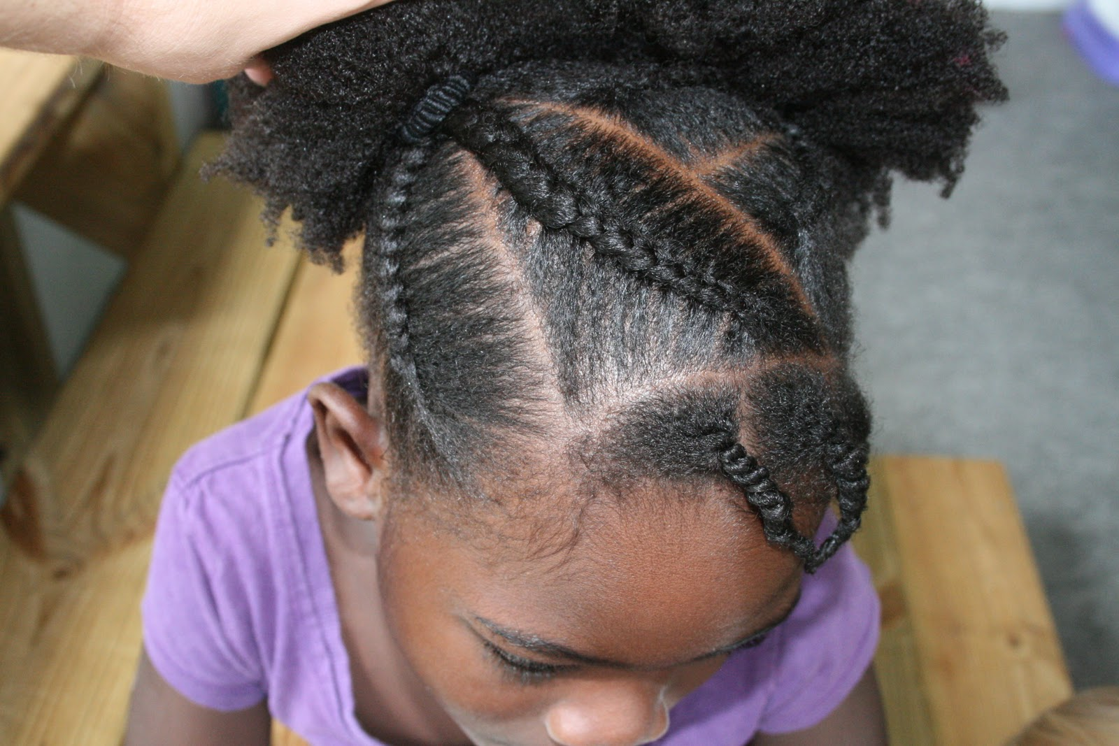 Natural Hair Salon Knightdale Nc