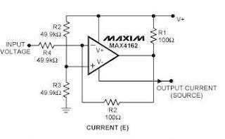 4 20Ma Signal Generator Circuit Diagram