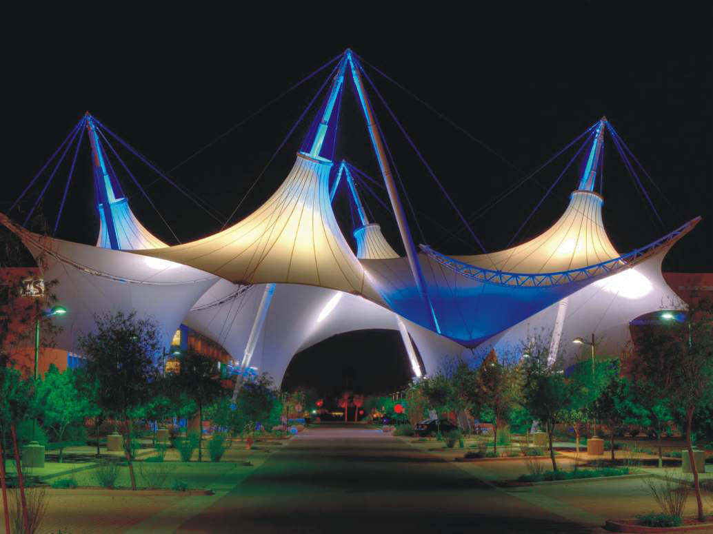 1000 Images About Tensile Fabric Structure On Pinterest