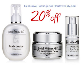 Skin Care exclusive discount offer!