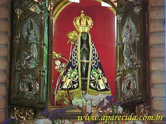 Nossa Senhora Aparecida Mãe Da Família Brasileira: NOSSA SENHORA DA CONCEIÇÃO APARECIDA MÃE E RAINHA DO