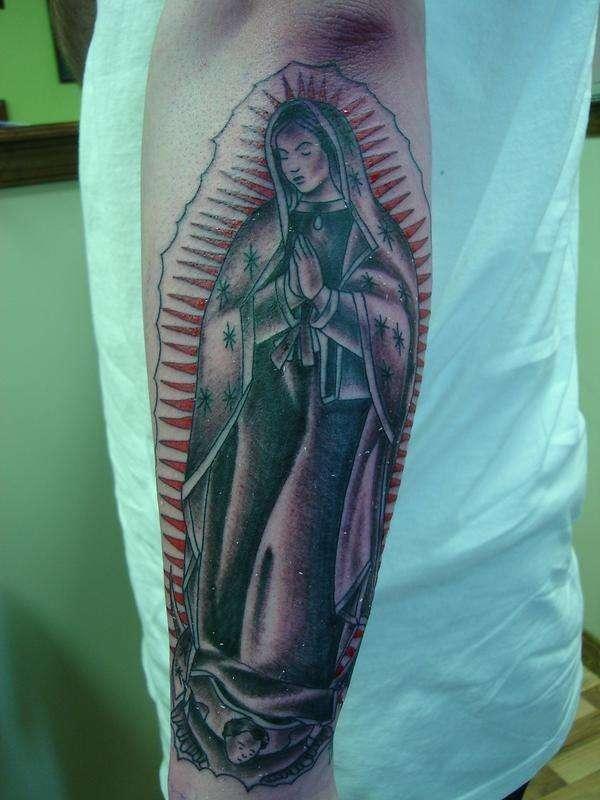 Brevirio tatuagens de nossa senhora anjos e santos virgem maria altavistaventures Gallery