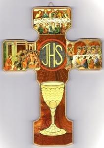 Articoli religiosi e oggetti sacri crocefissi in legno for Arredi religiosi
