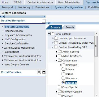 SAP Netweaver Enterprise Portal, intranet portals, business