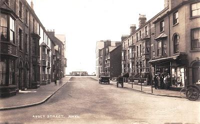 Rhyl Abbey Street