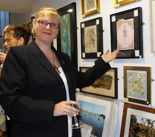 RhylCreate arts crafts, Anne Morris