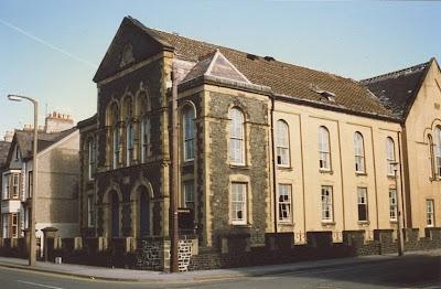 Brunswick Chapel, Welsh Methodist