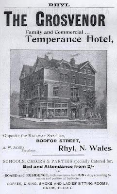 Grosvenor Temperance Hotel