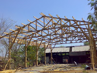 Kuda Baja Ringan Bentang 10 M Buildingdistric: Kuda-kuda