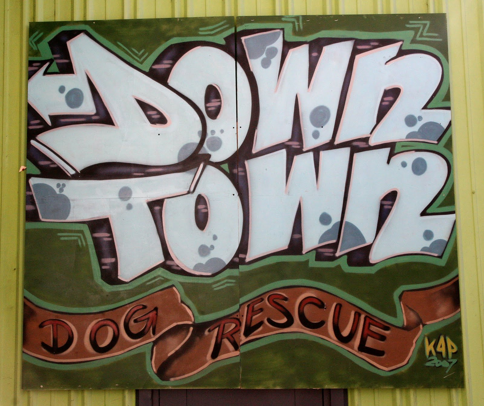 LORI'S CORNER: DOWNTOWN DOG RESCUE S O S  TO THE