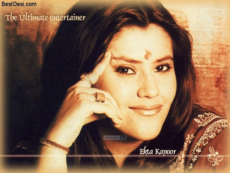 Celebritys Biography Ekta Kapoor Wedding 2011 Star
