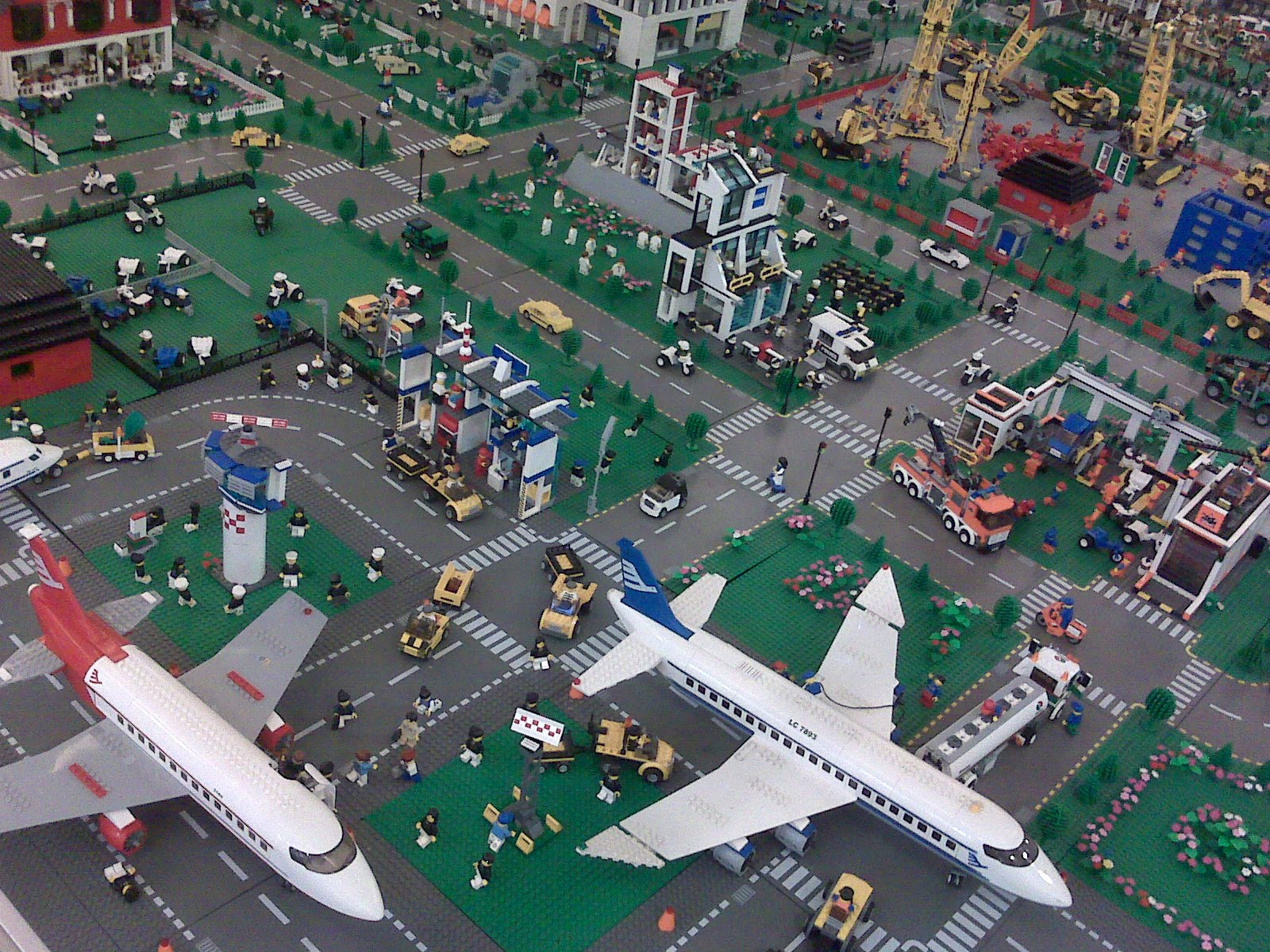 1000 images about lego city on pinterest toys r us steampunk lego and lego city sets - Image lego city ...