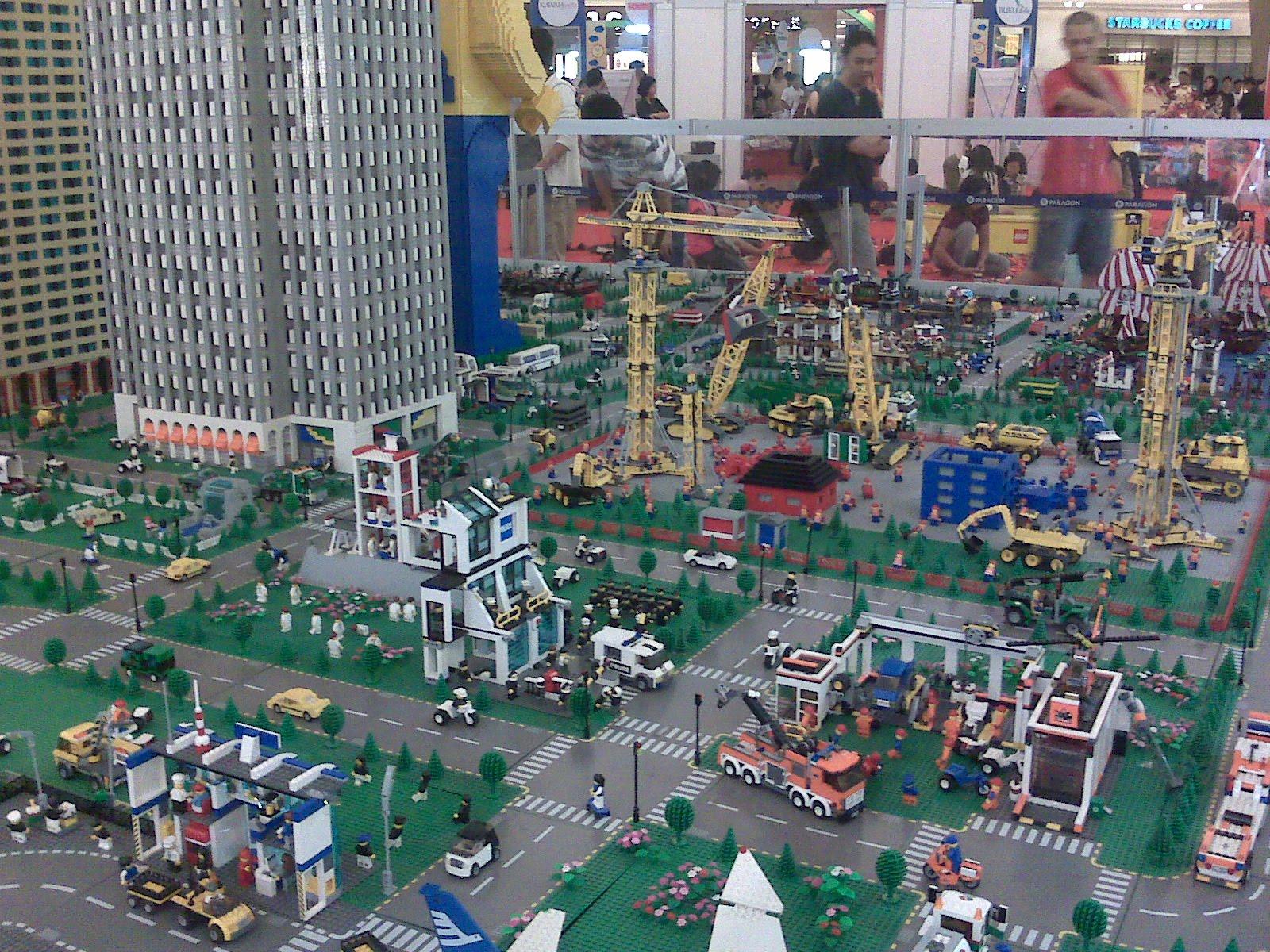 The interpreter lego city - Image lego city ...