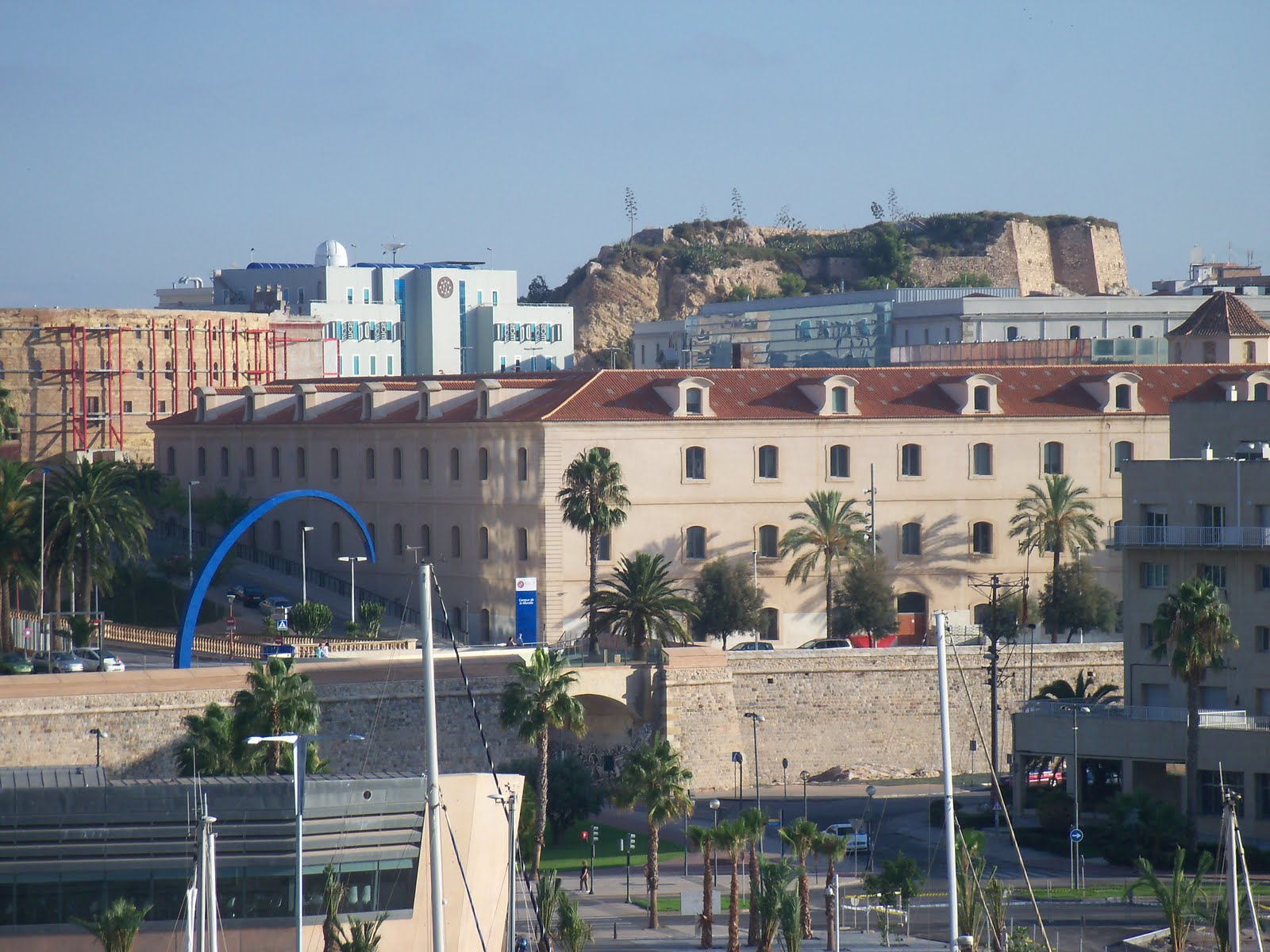 Tnt 2010 Cartagena Spain