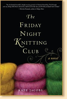 Book Review The Friday Night Knitting Club And Her Little Dog Too