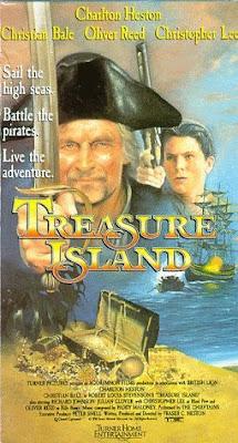 Treasure Island - Christian Bale