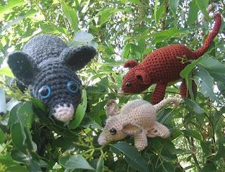 Crochetroo Pesky Possums