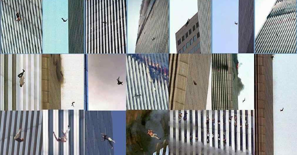 Inspired Blog: pics of 911 jumpers