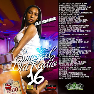 Coast 2 Coast Mixtape DJs: October 2009