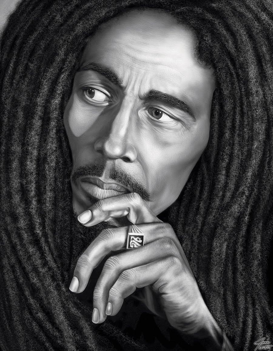 Grthitz Bob Marley