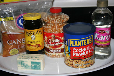 Did you know that you can use your crockpot to make Cracker Jack Snack Mix? YOU CAN! You really really really can!  I know. My mind is blown, too! :-)