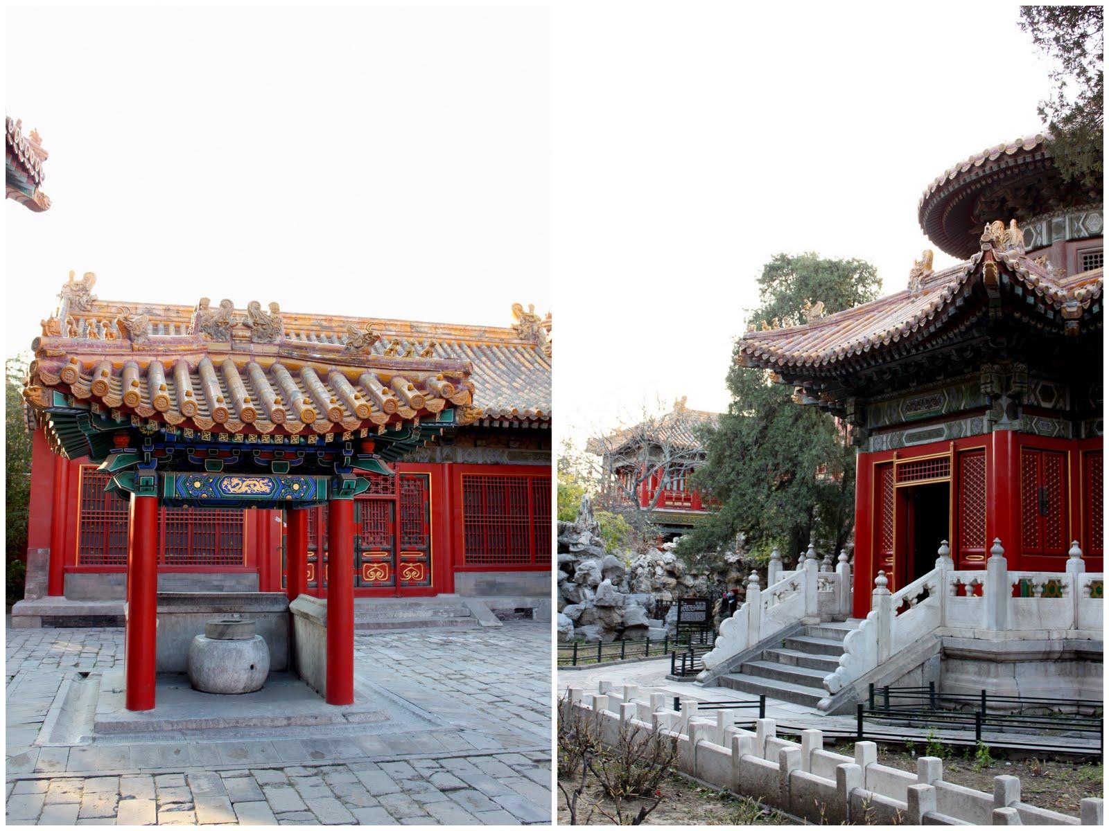 *the simplest aphrodisiac: Beijing. China: Forbidden City