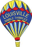 Louisville Nimble Thimbles logo