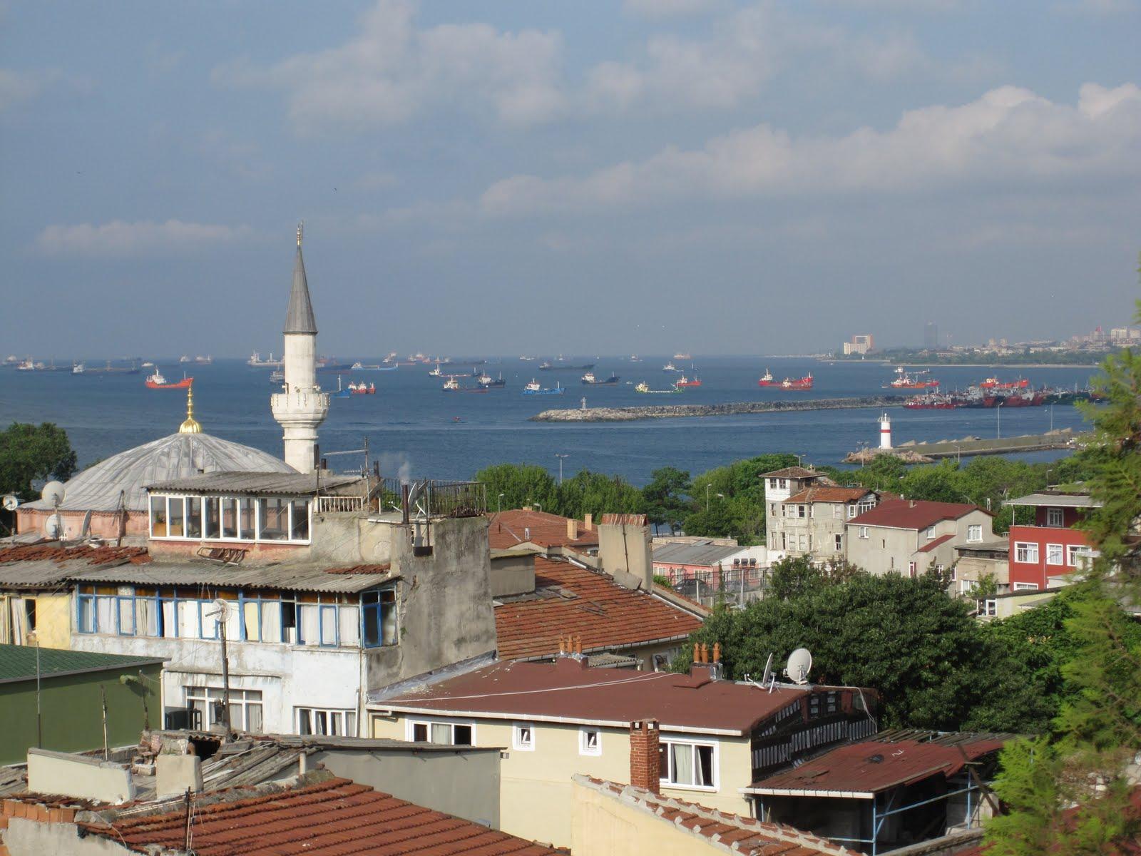 Cannundrums Erguvan Hotel Breakfast Istanbul Turkey