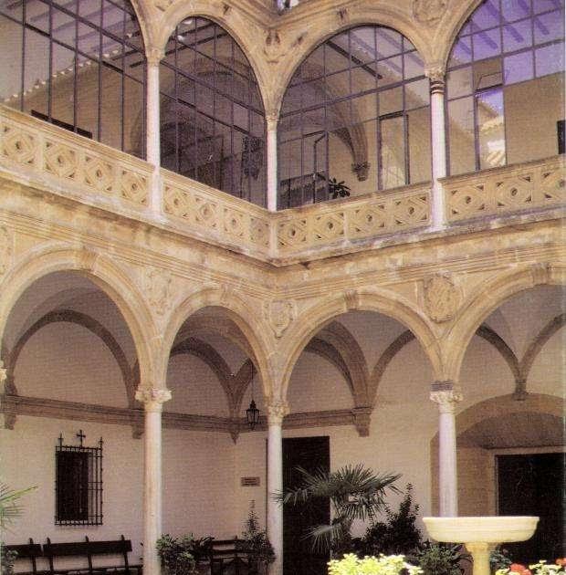 Historia del arte la arquitectura del renacim iento - Arquitectos en ubeda ...