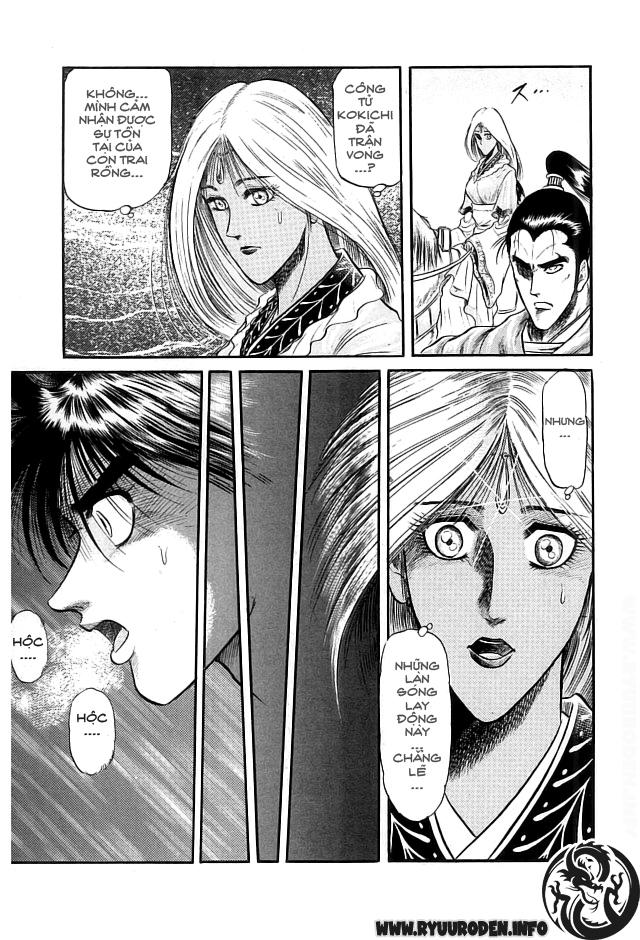 Chú Bé Rồng - Ryuuroden chap 21 - Trang 13