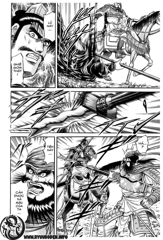 Chú Bé Rồng - Ryuuroden chap 21 - Trang 24