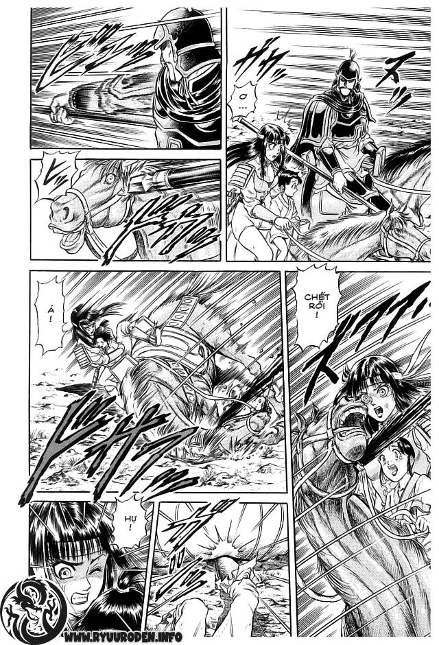 Chú Bé Rồng - Ryuuroden chap 21 - Trang 32