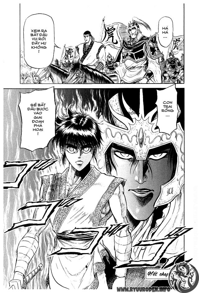 Chú Bé Rồng - Ryuuroden chap 21 - Trang 45