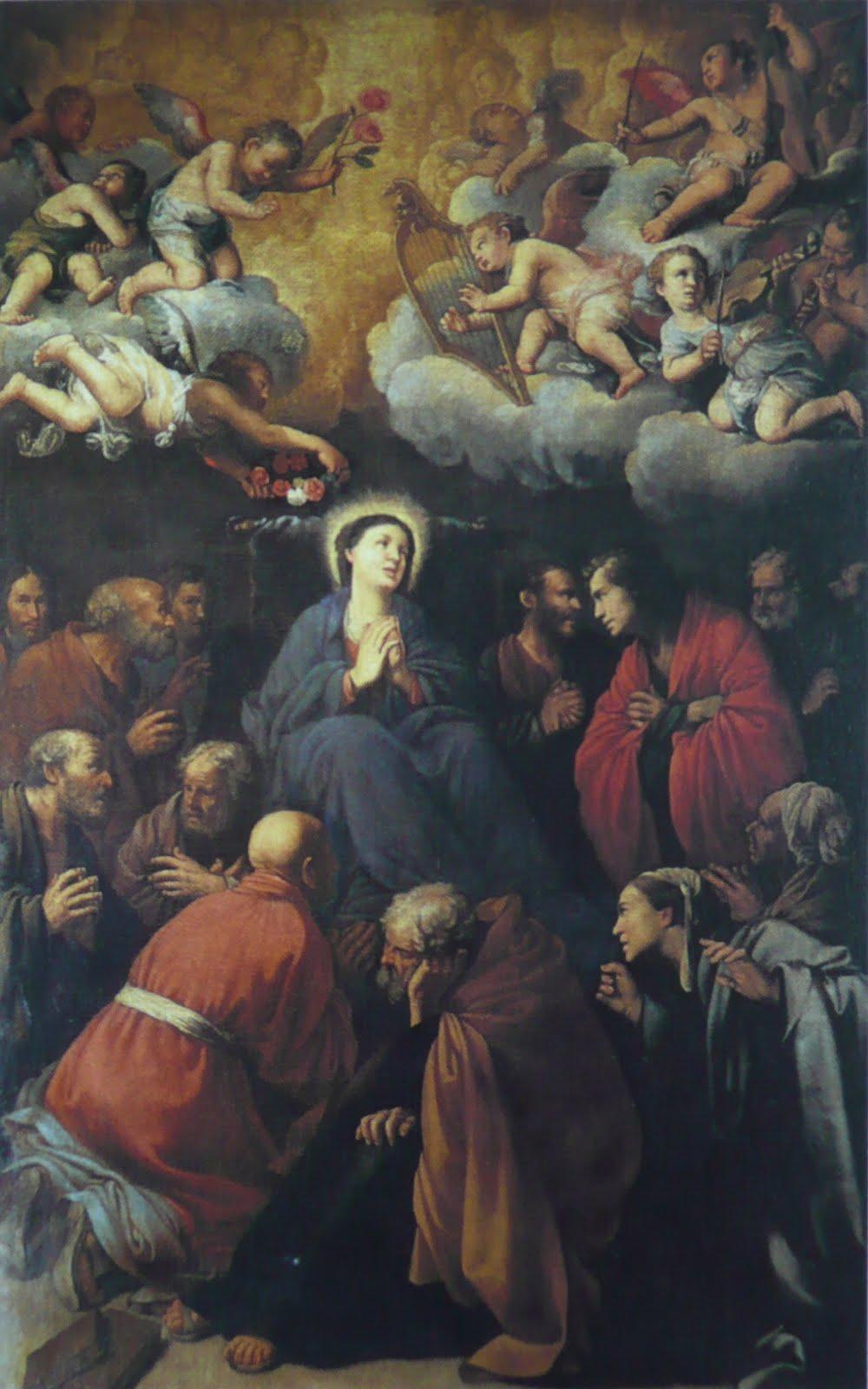 Death of the virgin caravaggio
