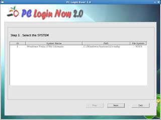 Windows Password Hack