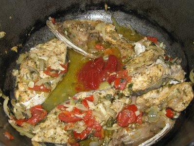 Stew Fish