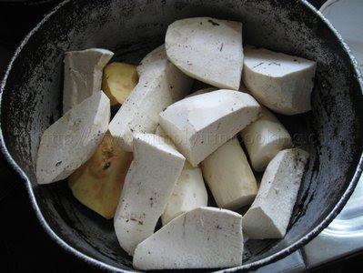 Salt Mackerel and Provision
