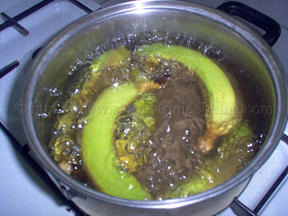 Green Fig (Banana) Punch