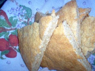 Wholewheat Coconut Bake